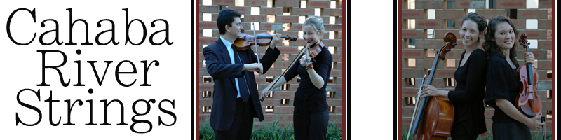 cahaba river strings quartet